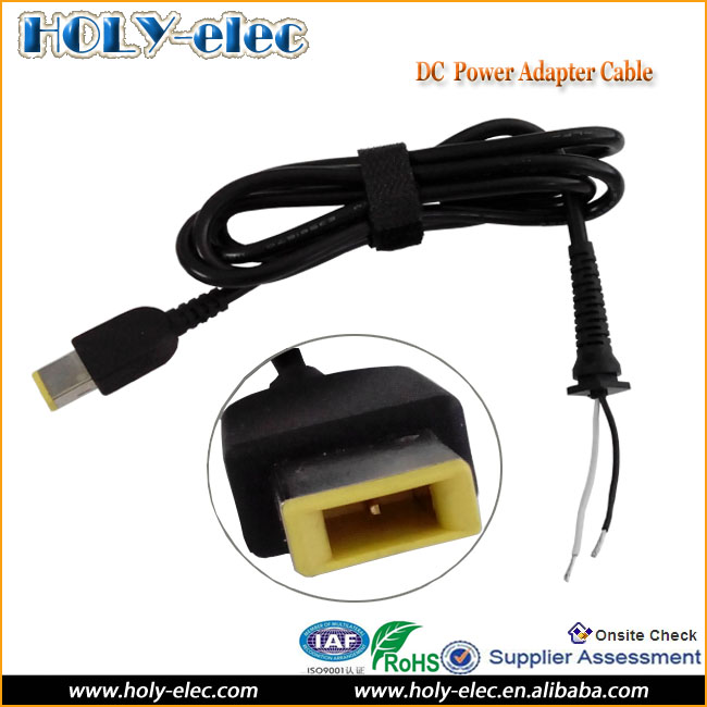 Dc Square Tip Usb Plug Connector Cord Cable With Pin